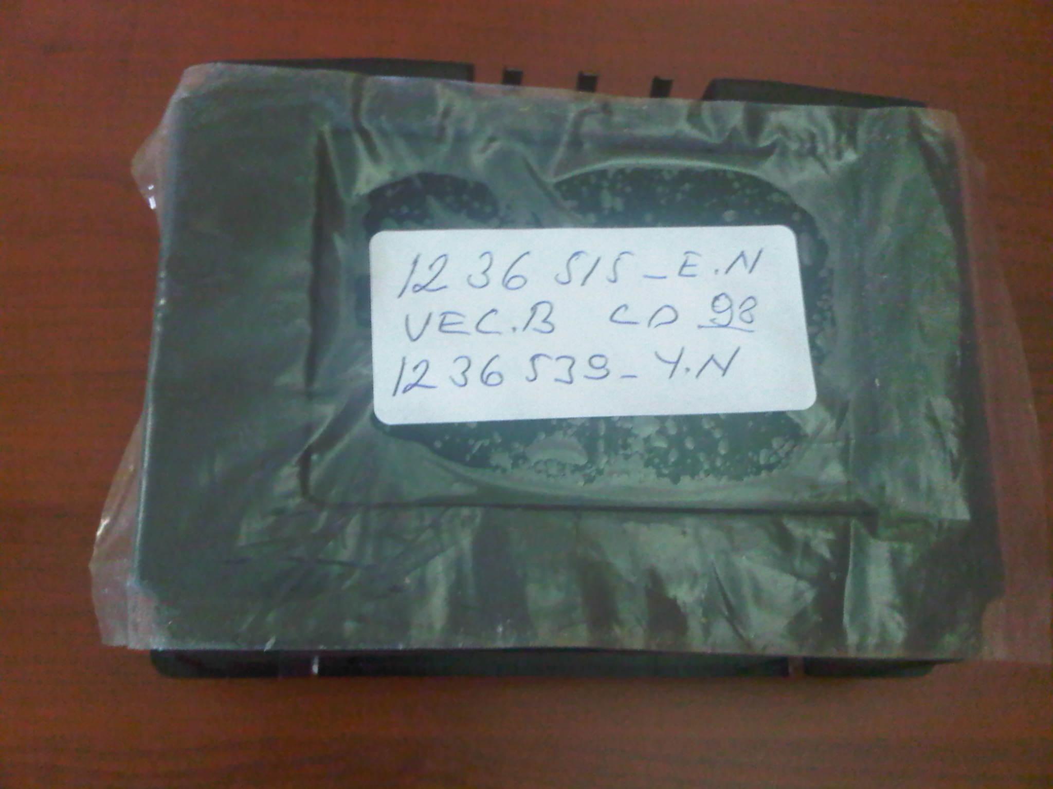 OPEL VECTRA B BOARD COMPUTER �OK FONKS�YONLU 1236539