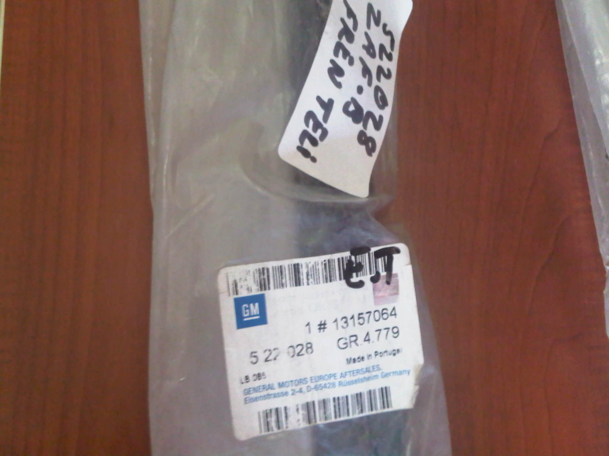OPEL ZAFİRA B EL FREN TELİ (1729mm.) 522036